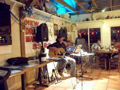 La Chalupa - Man Singing Karaoke